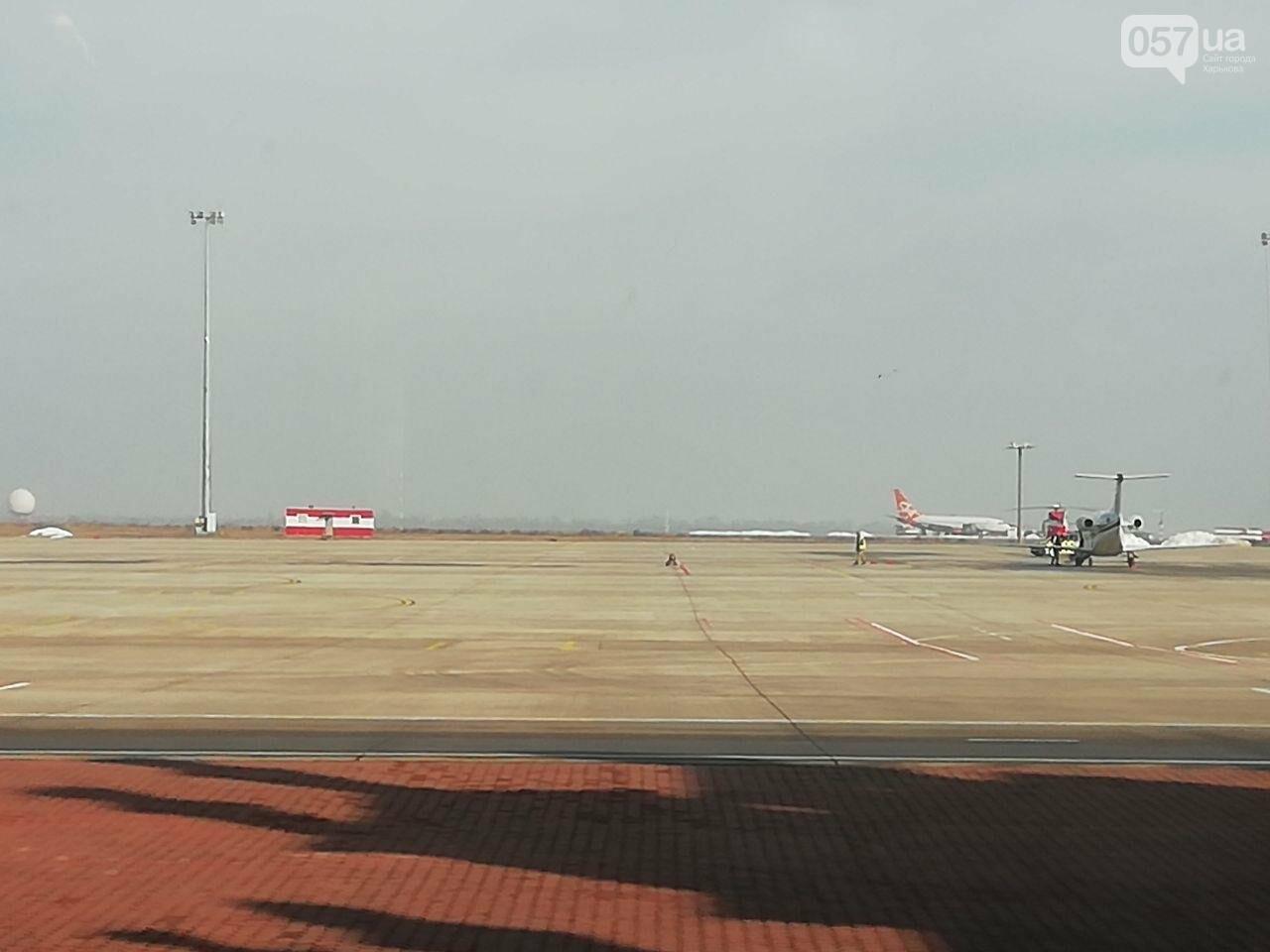 В харьковском аэропорту приземлился самолет с эвакуированными пассажирами из Китая, - ОНЛАЙН-ТРАНСЛЯЦИЯ, фото-10