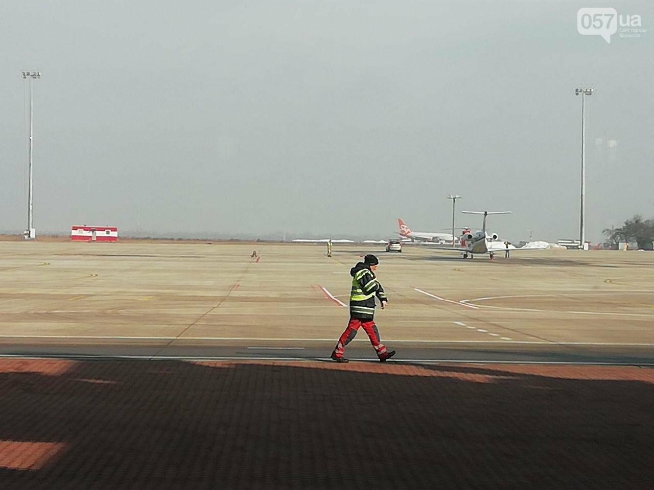 В харьковском аэропорту приземлился самолет с эвакуированными пассажирами из Китая, - ОНЛАЙН-ТРАНСЛЯЦИЯ, фото-8