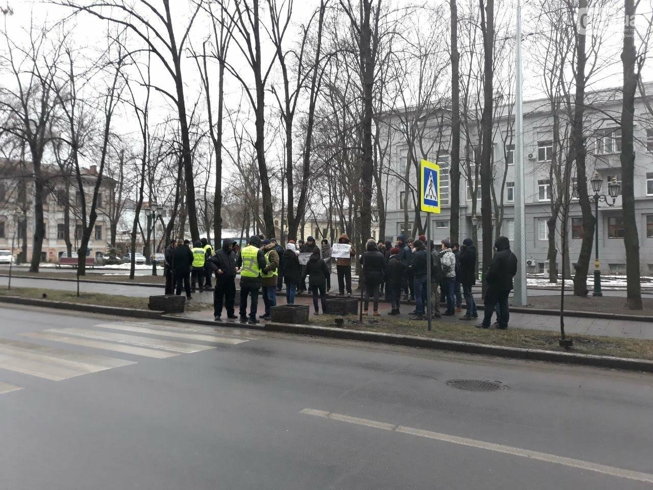 «Авакова в отставку»: в Харькове протестовали против главы МВД, - ФОТО, фото-5