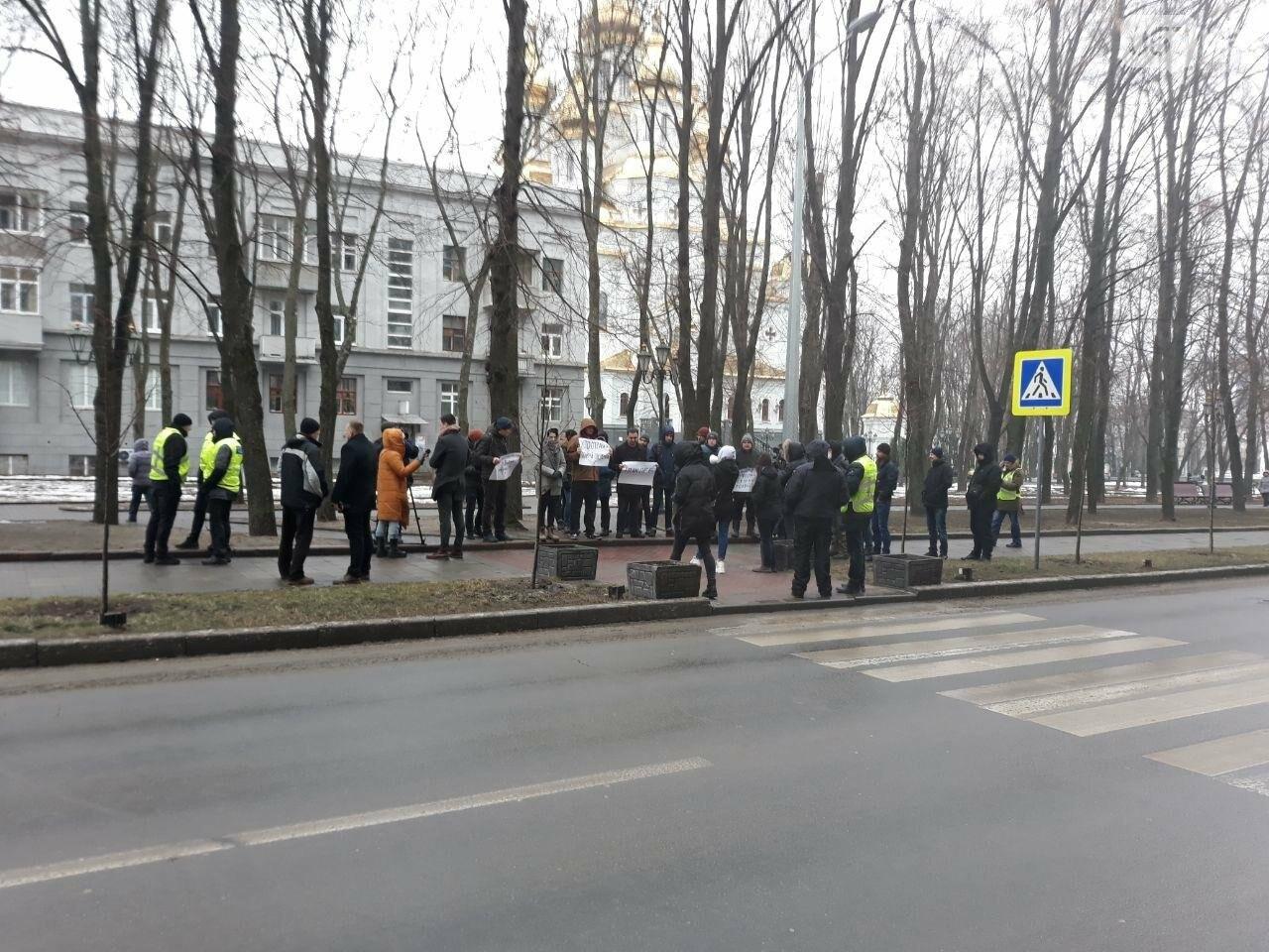 «Авакова в отставку»: в Харькове протестовали против главы МВД, - ФОТО, фото-6
