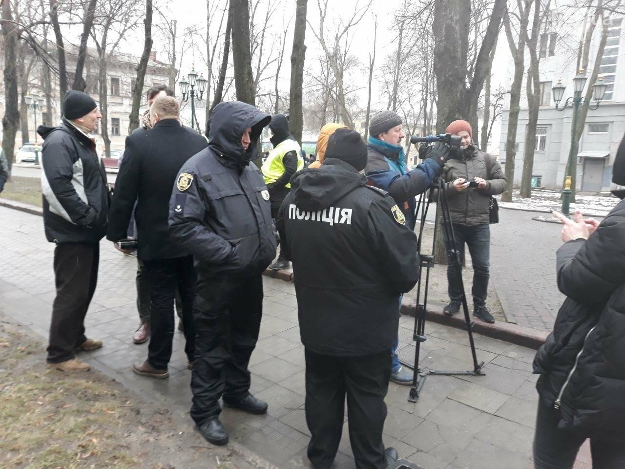 «Авакова в отставку»: в Харькове протестовали против главы МВД, - ФОТО, фото-12