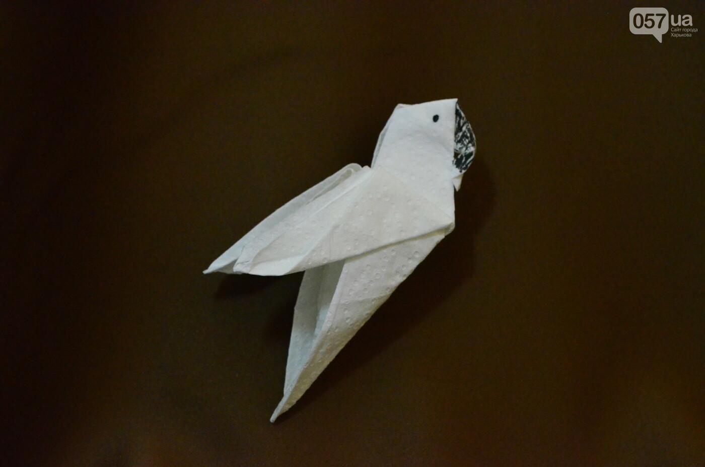 """ТОП-10 оригами из туалетной бумаги, если вы поддались панике и накупили ее """"побольше"""", - ФОТО, фото-13"""
