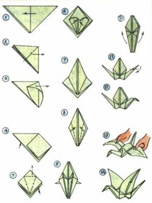 """ТОП-10 оригами из туалетной бумаги, если вы поддались панике и накупили ее """"побольше"""", - ФОТО, фото-12"""