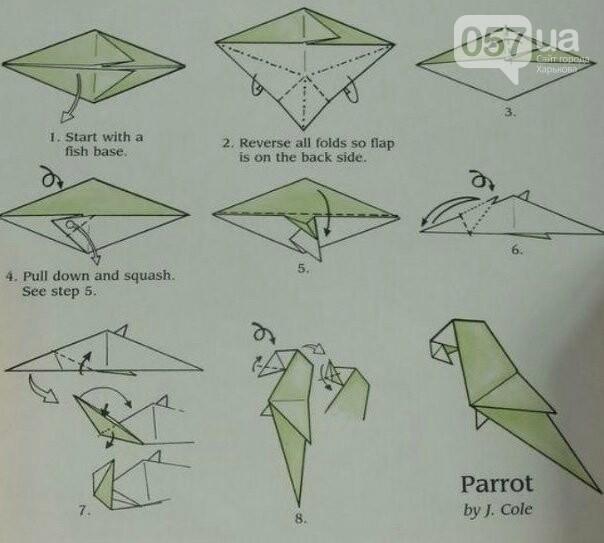 """ТОП-10 оригами из туалетной бумаги, если вы поддались панике и накупили ее """"побольше"""", - ФОТО, фото-14"""