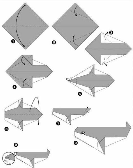 """ТОП-10 оригами из туалетной бумаги, если вы поддались панике и накупили ее """"побольше"""", - ФОТО, фото-2"""