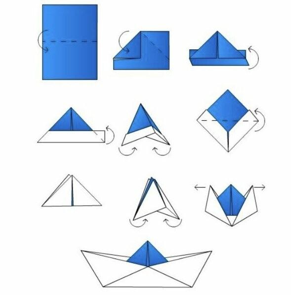 """ТОП-10 оригами из туалетной бумаги, если вы поддались панике и накупили ее """"побольше"""", - ФОТО, фото-10"""
