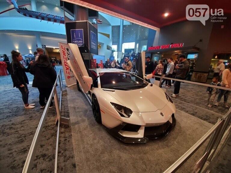 23 февраля проходит Portland Auto Show 2020, где присутствует очень много народу
