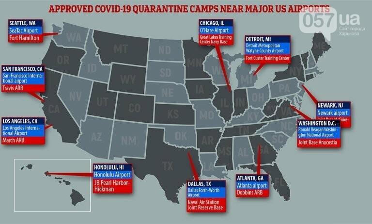 Коронавирус в США: как проходит эпидемия в Орегоне и Калифорнии, - ВИДЕО, ФОТО, фото-2