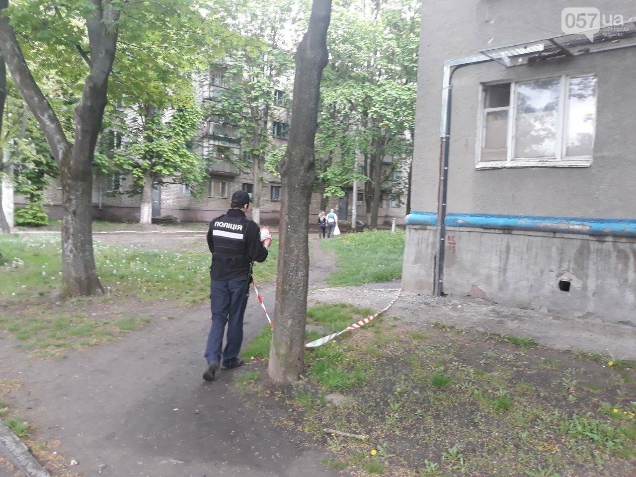 В Харькове силовики оцепили «пятиэтажку» и искали взрывчатку, - ФОТО, фото-6