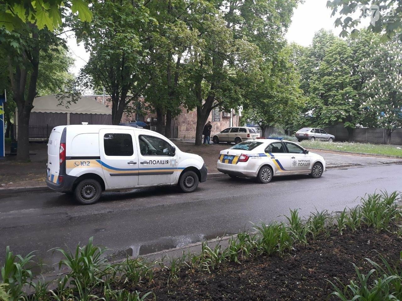 В Харькове силовики оцепили «пятиэтажку» и искали взрывчатку, - ФОТО, фото-9