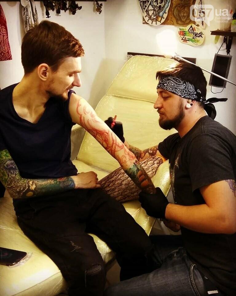 Где сделать тату в Харькове: тату салоны, тату студии. Советы от 057.ua, фото-17