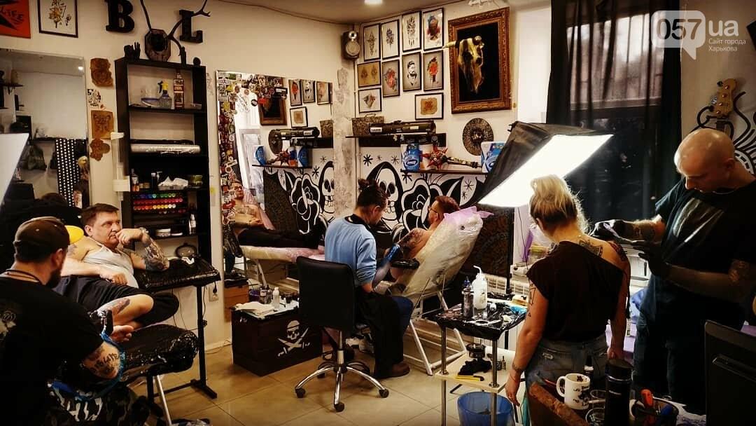 Где сделать тату в Харькове: тату салоны, тату студии. Советы от 057.ua, фото-20