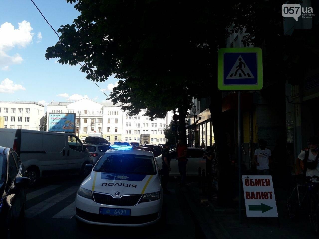 """На """"Пушкинской"""" легковое авто сбило пешехода на """"зебре"""": пострадавший в больнице, - ФОТО, фото-9"""