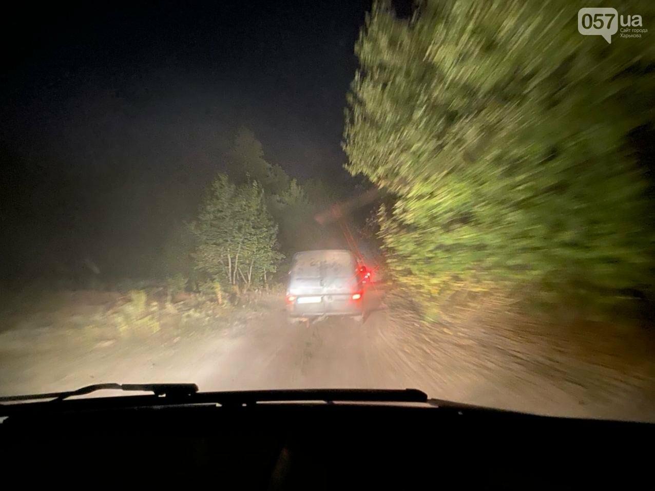"""""""Горит лес, нужна помощь"""": как мы тушили пожар в Чугуеве, - ФОТО, фото-1"""
