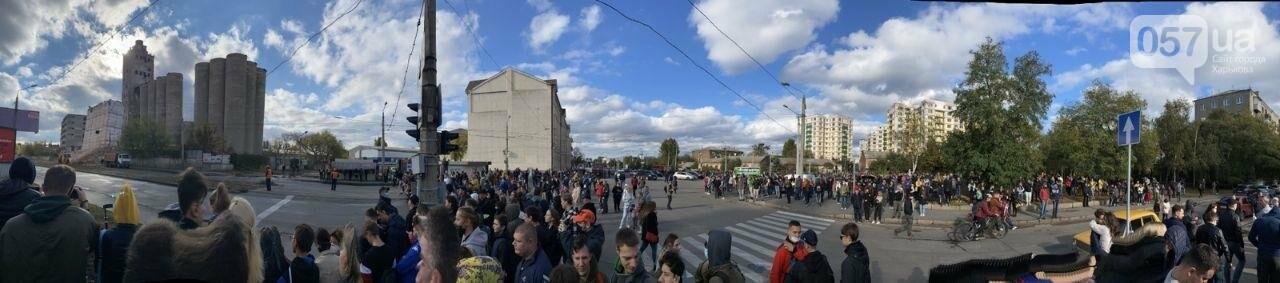 Во время сноса элеватора в Харькове часть старого здания устояла, - ФОТО, фото-10
