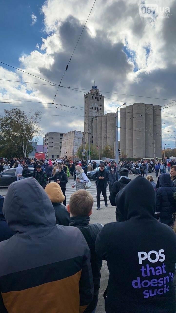 Во время сноса элеватора в Харькове часть старого здания устояла, - ФОТО, фото-9