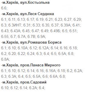 Отключения света в Харькове: график на 17-20 ноября , фото-18