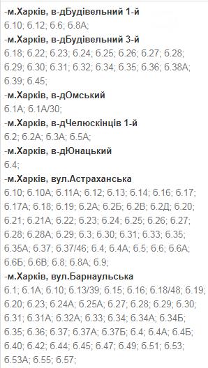 Отключения света в Харькове: график на 17-20 ноября , фото-22