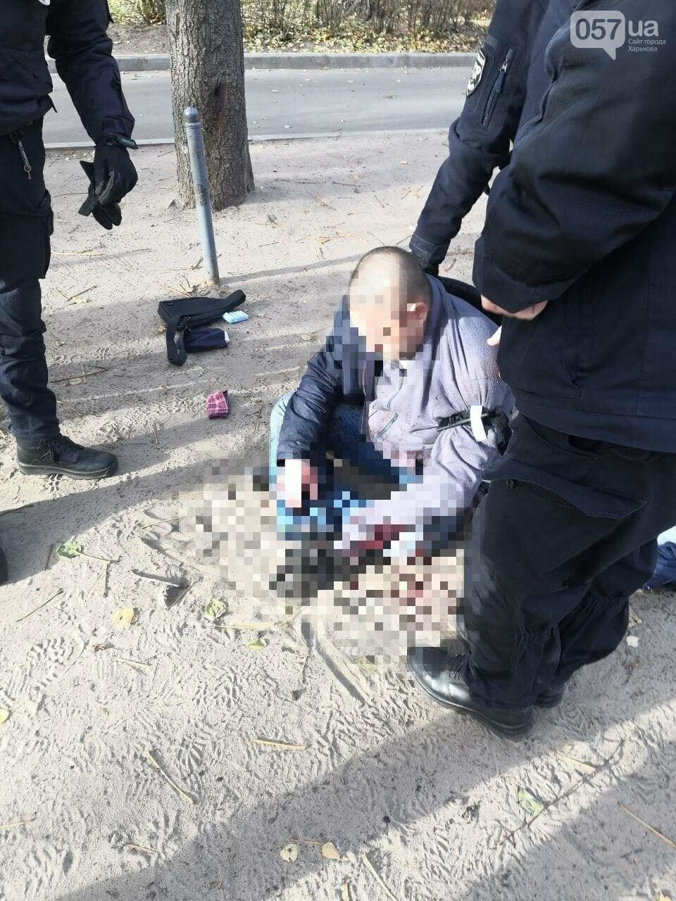 Взрыв в Харькове: что известно о состоянии мужчины, пытавшегося кинуть гранату в квартиру, - ФОТО, фото-1