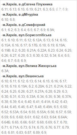 Отключения света в Харькове: график на 24-27 ноября , фото-39