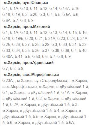 Отключения света в Харькове: график на 24-27 ноября , фото-50