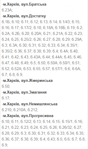 Отключения света в Харькове: график на 24-27 ноября , фото-66
