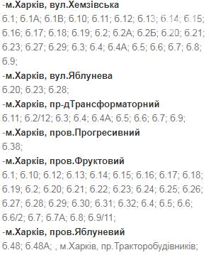 Отключения света в Харькове: график на 24-27 ноября , фото-68