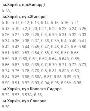 Отключения света в Харькове: график на 24-27 ноября , фото-9