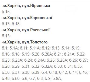 Отключения света в Харькове: график на 24-27 ноября , фото-52