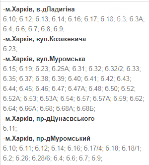 Отключения света в Харькове: график на 24-27 ноября , фото-69