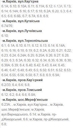 Отключения света в Харькове: график на 24-27 ноября , фото-24