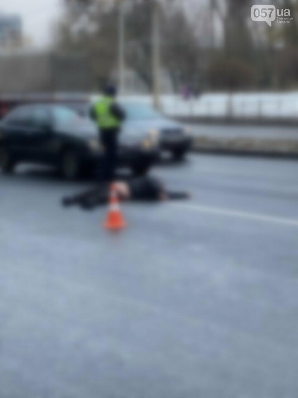 Возле Турбоатома водитель Mercedes сбил насмерть мужчину. От удара пешеходу оторвало голову, - ФОТО 18+, фото-2