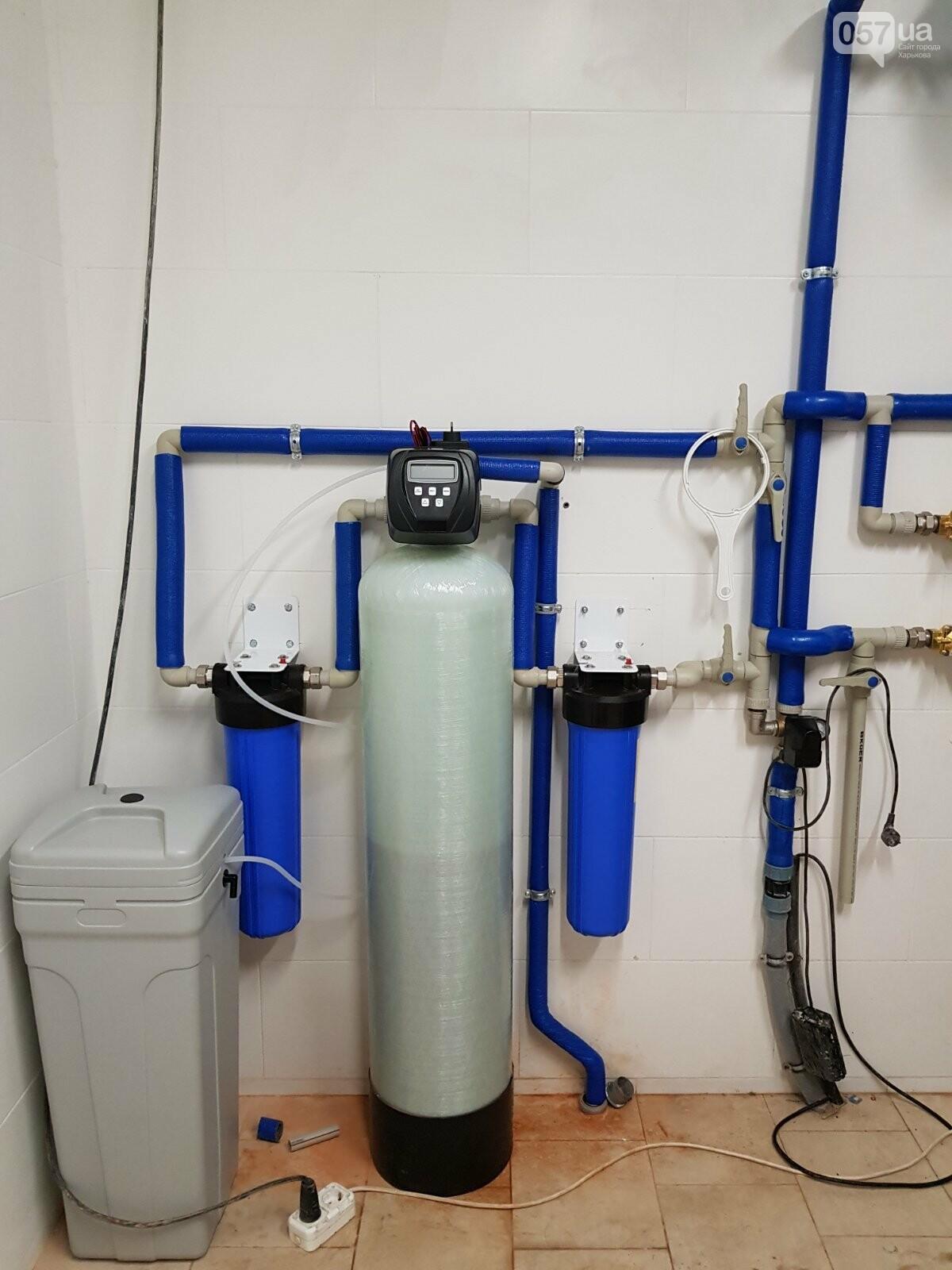 фильтр комплексной очистки