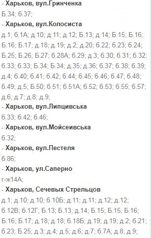 Отключения света в Харькове: график на 22-24 декабря, фото-8