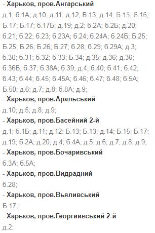 Отключения света в Харькове: график на 22-24 декабря, фото-10