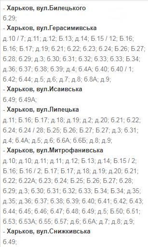 Отключения света в Харькове: график на 22-24 декабря, фото-12