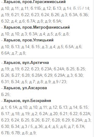 Отключения света в Харькове: график на 22-24 декабря, фото-13