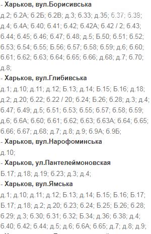 Отключения света в Харькове: график на 22-24 декабря, фото-14