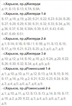 Отключения света в Харькове: график на 22-24 декабря, фото-19