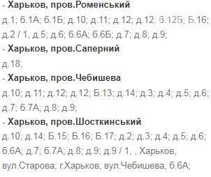 Отключения света в Харькове: график на 22-24 декабря, фото-22
