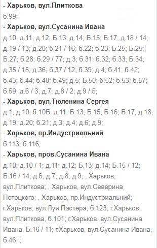 Отключения света в Харькове: график на 22-24 декабря, фото-5