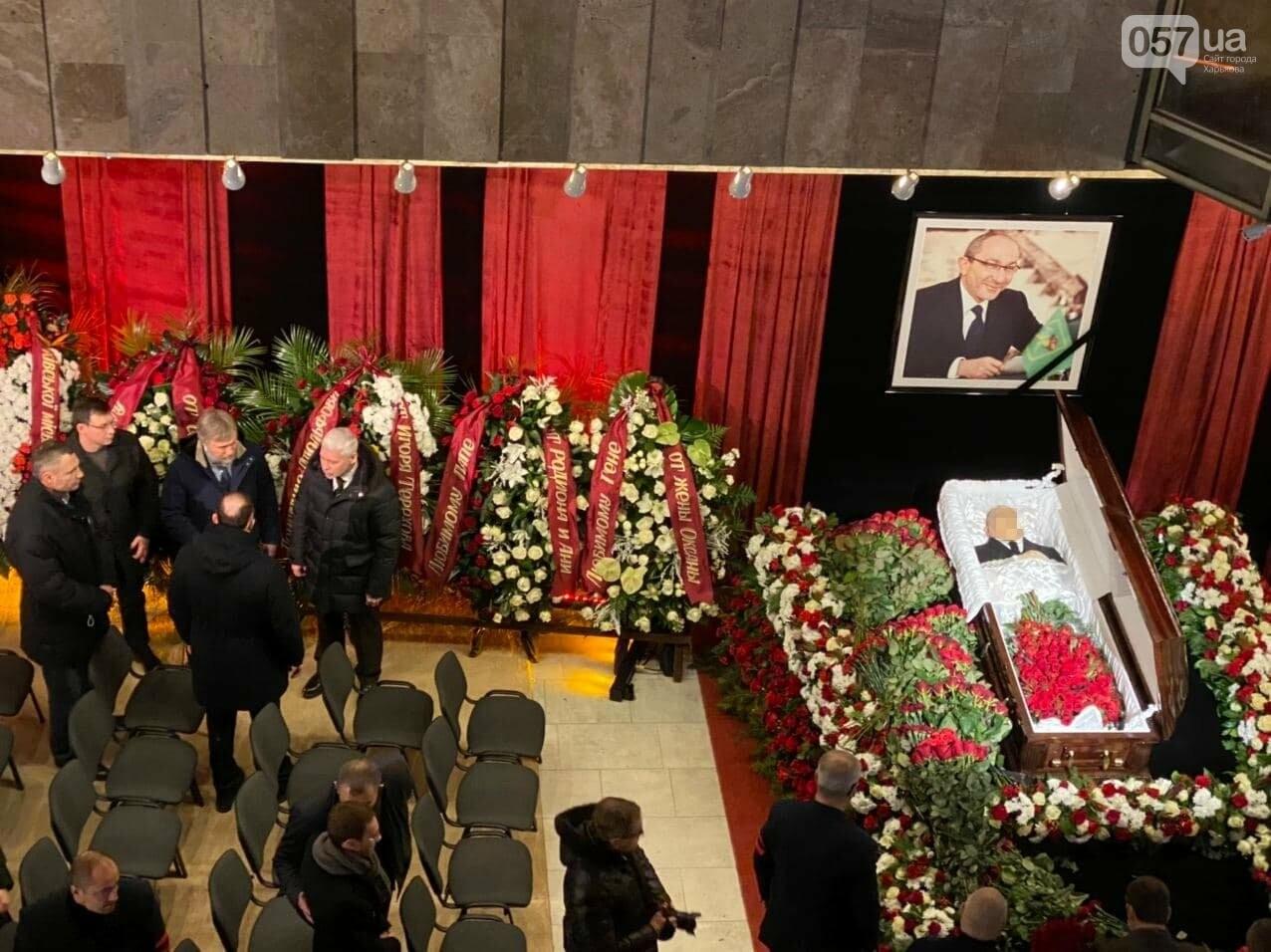 Похороны Геннадия Кернеса. Как прощаются с мэром Харькова, - ОНЛАЙН-ТРАНСЛЯЦИЯ, фото-27