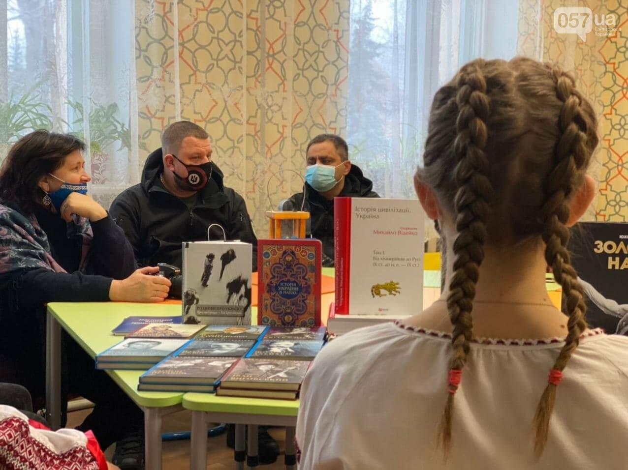 «Для населения война закончилась»: один день из поездки харьковских волонтеров в Донецкую область, - ФОТО, фото-6