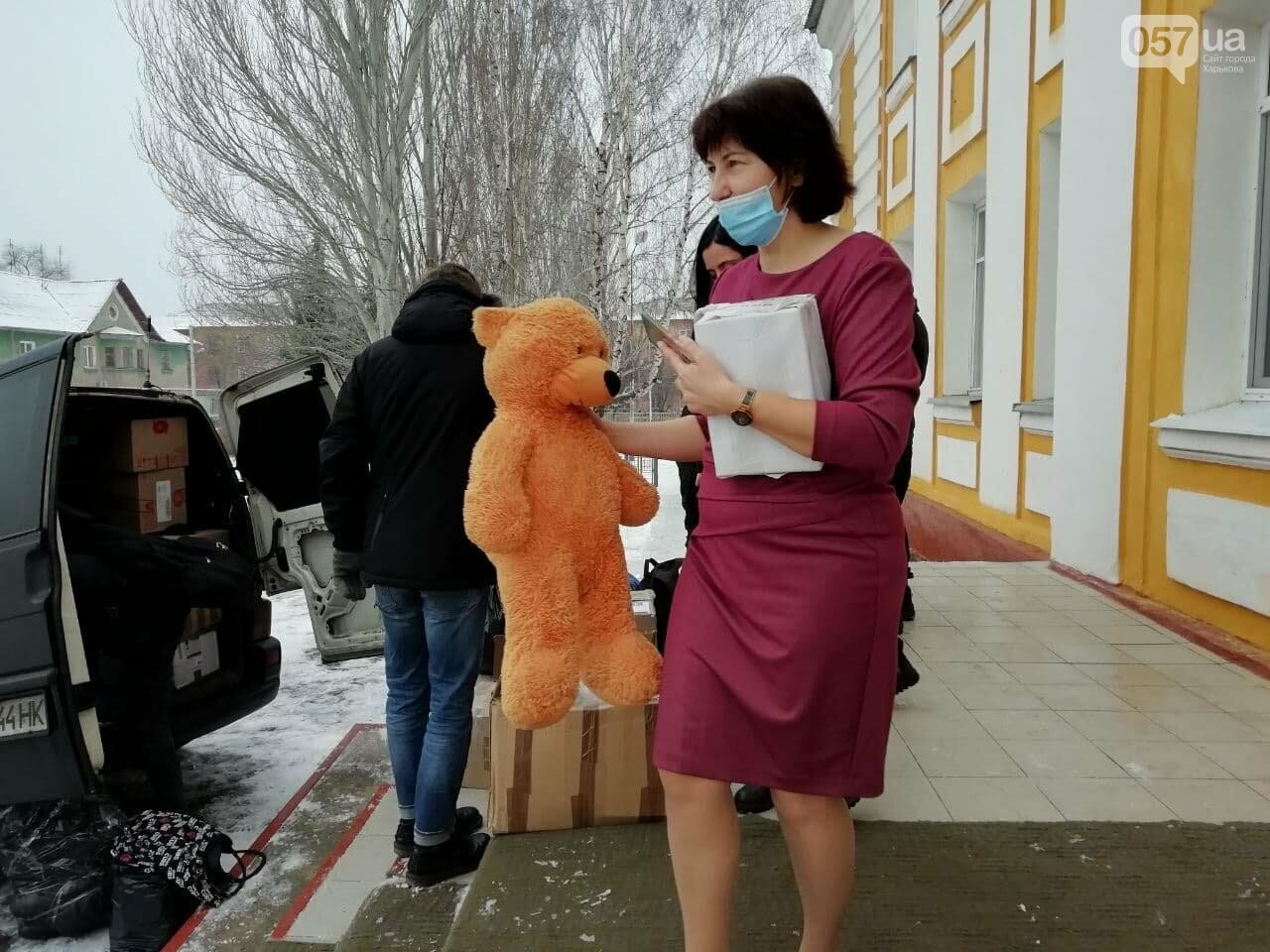 «Для населения война закончилась»: один день из поездки харьковских волонтеров в Донецкую область, - ФОТО, фото-12