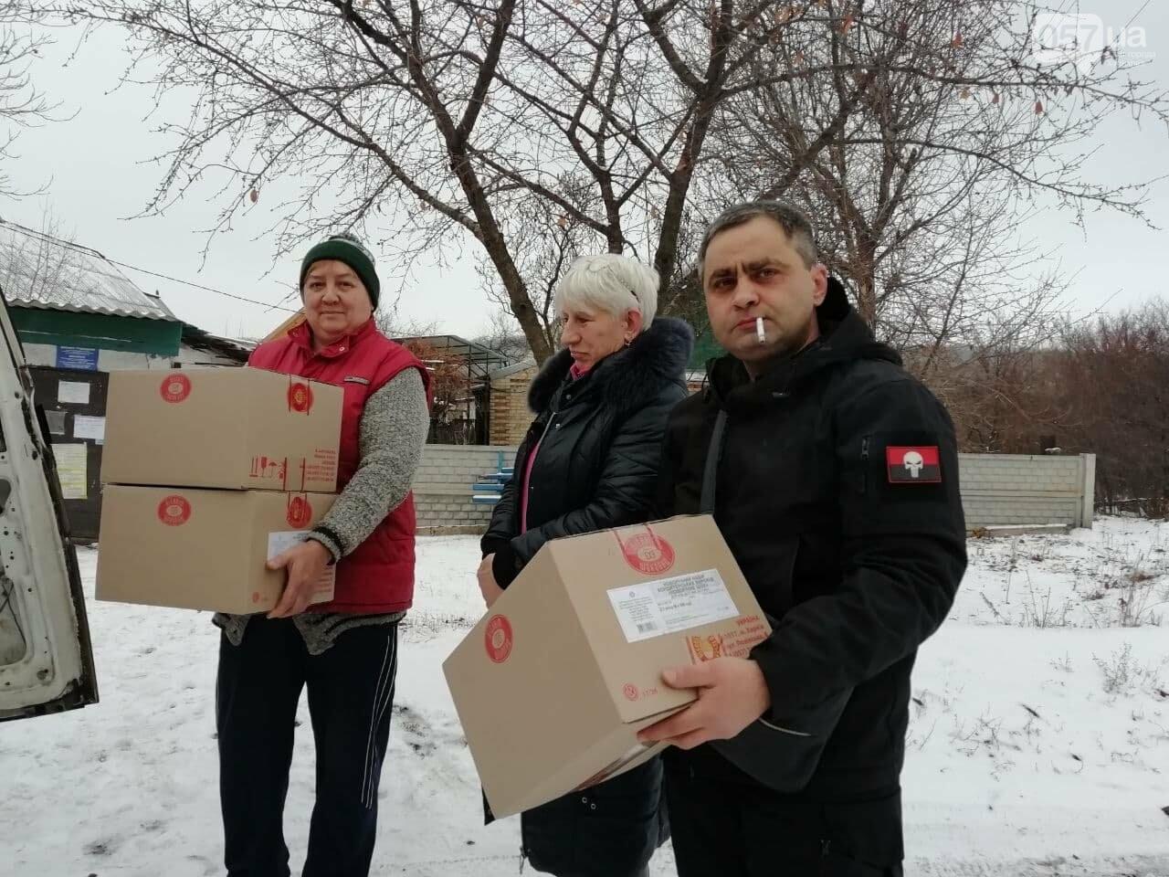 «Для населения война закончилась»: один день из поездки харьковских волонтеров в Донецкую область, - ФОТО, фото-14