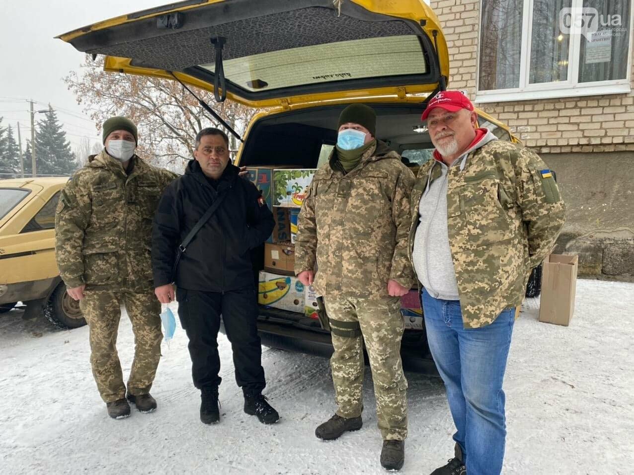 «Для населения война закончилась»: один день из поездки харьковских волонтеров в Донецкую область, - ФОТО, фото-4