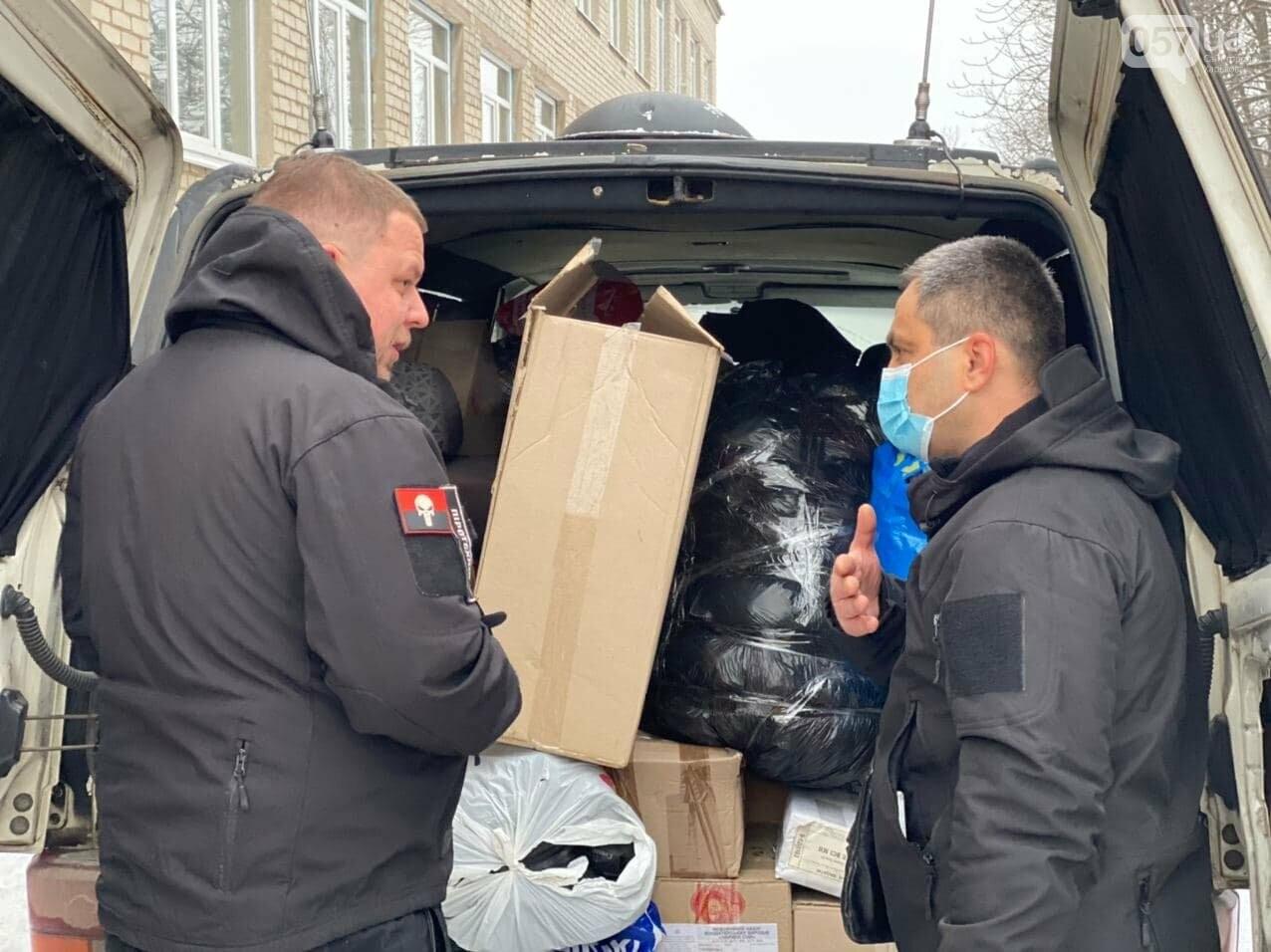 «Для населения война закончилась»: один день из поездки харьковских волонтеров в Донецкую область, - ФОТО, фото-3
