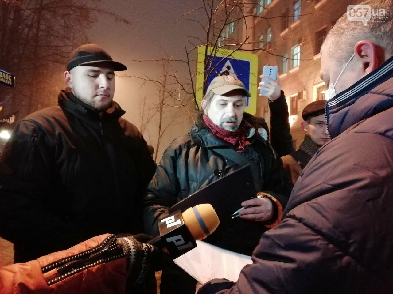 «Мусора - не люди»: из-за слов Авакова в центре Харькова активисты пикетировали облуправление полиции, - ФОТО, фото-14