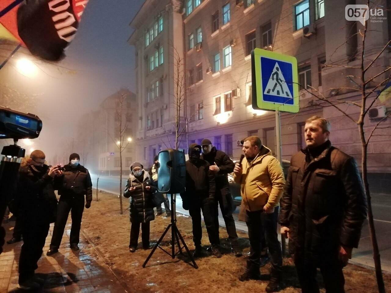«Мусора - не люди»: из-за слов Авакова в центре Харькова активисты пикетировали облуправление полиции, - ФОТО, фото-11