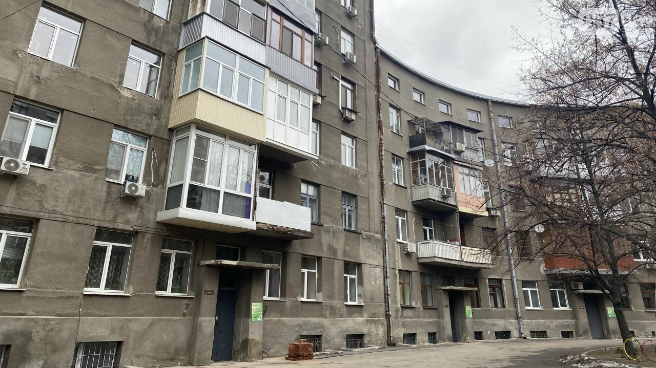 Дом для харьковских коммунистов: история здания в форме подковы в центре города, - ФОТО, фото-7